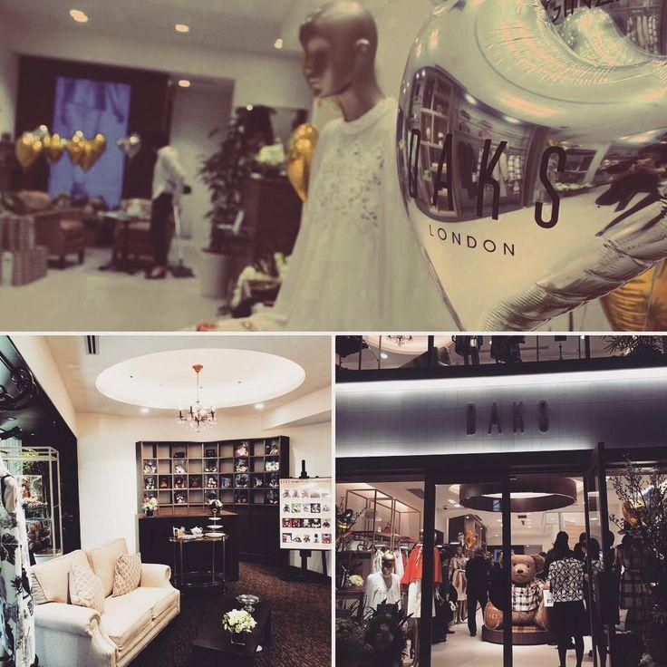 DAKS銀座ショップ 住所:東京都中央区銀座4-3-13 販売商品:レディースウェア、メンズウェア(インポート)、バッグ、アクセサリー類