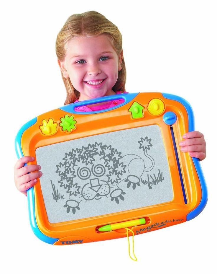 #ebay #Sketcher #Magnetic #Drawing #Board #Classique #Toy #Arts #Megasketcher #Games #Kids #Magic