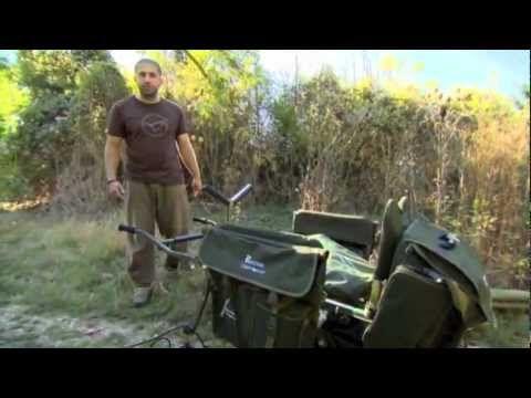 Ali Hamidi explains why he loves the his Carp Porter Barrow - YouTube