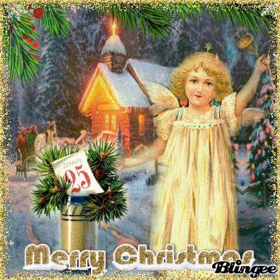 Merry Christmas, my dear friends!
