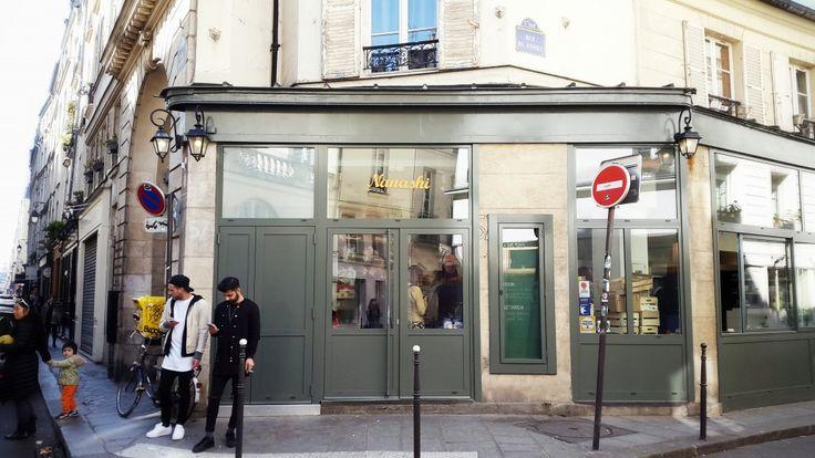 Nanashi, Paris