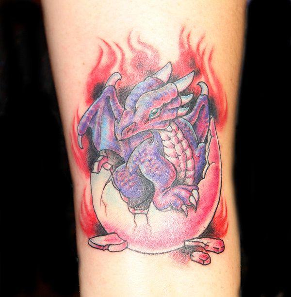 Baby dragon tattoos awww baby dragon tattoo by yo g on for Baby dragon tattoos