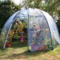 uppfällbart växthus för odling #Sunbubble #Standard