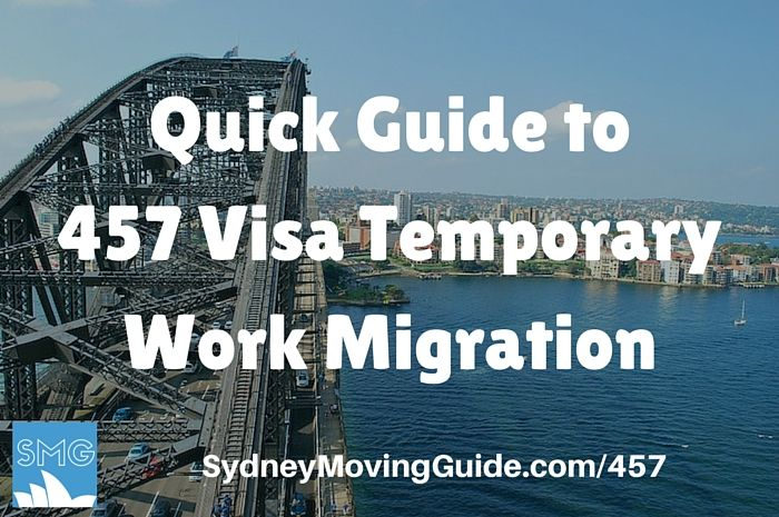 The 457 Visa is probably the the most common pathway for Australian sponsorship. Here is what you need to know about getting sponsored on this visa.