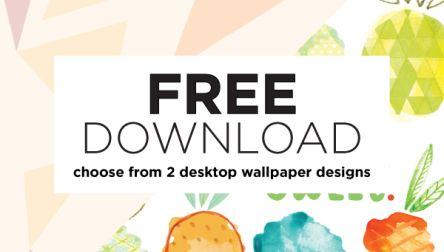 Free Download: July 2015 Wallpaper Designs