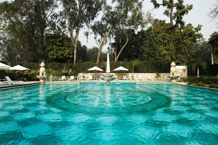 Luxury at The Imperial New Dehli