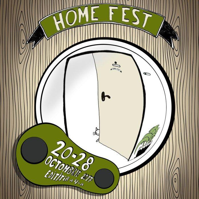 Invitație la Homefest – CutiaDeCarton