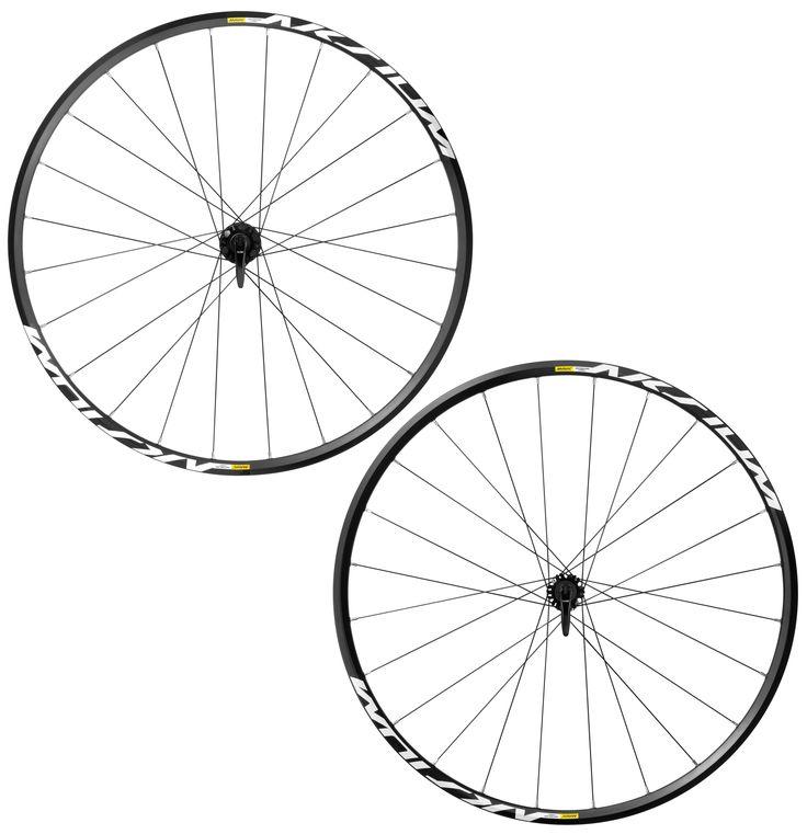 Mavic Aksium Disc Wheelset 2017
