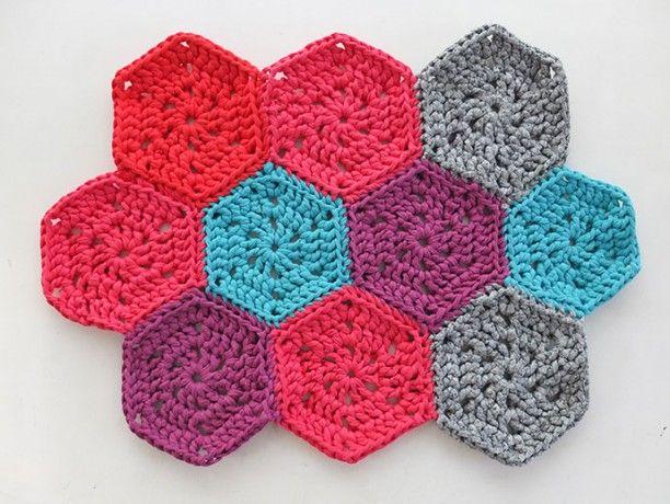 17 Best Ideas About Crochet Mat On Pinterest Crochet