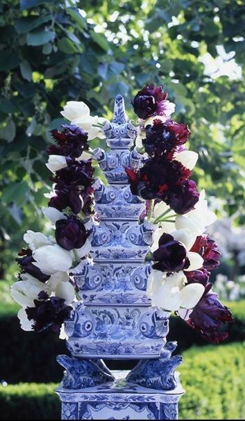 Tulipiere, Carolyne Roehm