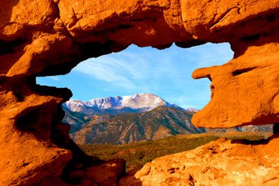 Garden of the Gods in CO- Where my hubby is at the moment...I want to go!!***Finally visited...beautiful!!