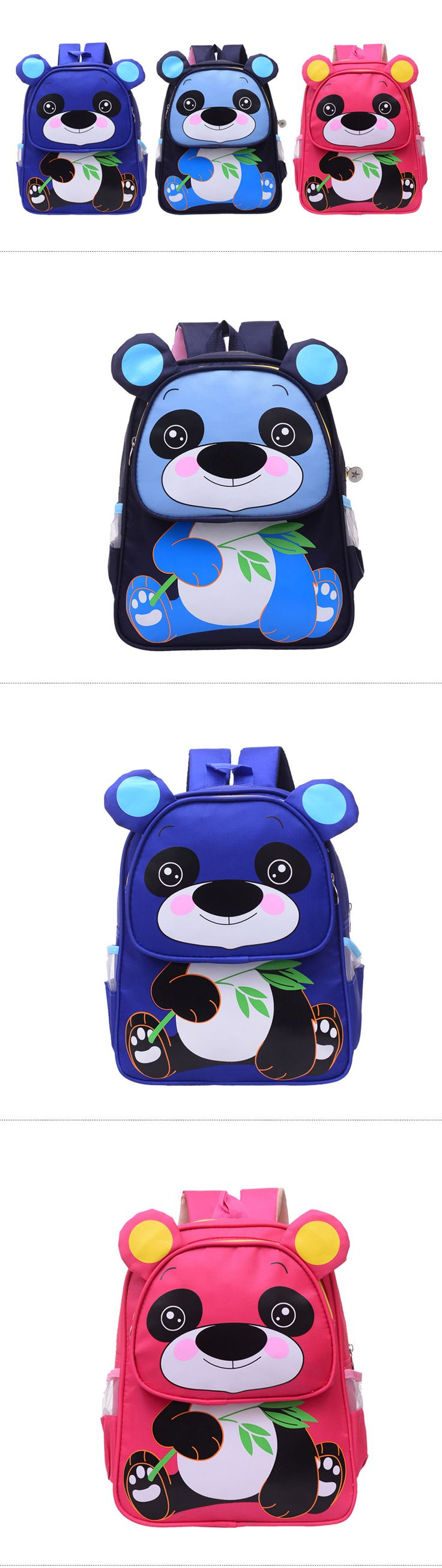 Cute Panda School bags Kids Baby's Bags Children Schoolbags Kindergarten Mini Backpacks Mochilas Escolares Infantis Gift , https://kitmybag.com/2017-cute-panda-school-bags-kids-babys-bags-children-schoolbags-kindergarten-mini-backpacks-mochilas-escolares-infantis-gift-2/ ,  Check more at https://kitmybag.com/2017-cute-panda-school-bags-kids-babys-bags-children-schoolbags-kindergarten-mini-backpacks-mochilas-escolares-infantis-gift-2/