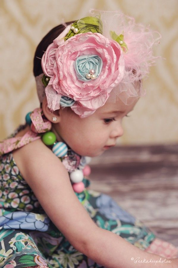 How adorableMatilda Jane, Rosette Headband, Baby Girls, Hair Bows, Hair Accessories, Baby Boy, Jane House, Clouds Obsession, Obsession Headbands
