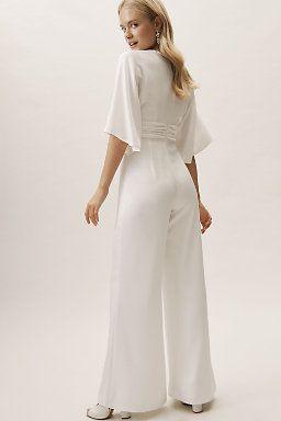 6954179c33 Kenneth Jumpsuit. Kenneth Jumpsuit Bridal Jumpsuit, Bhldn, Little White  Dresses ...