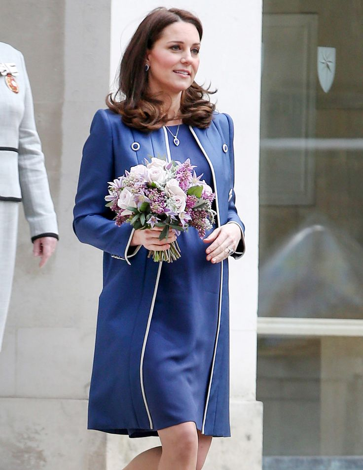 Kate Middleton on the Upcoming Arrival of Baby No. 3: 'William's in Denial'