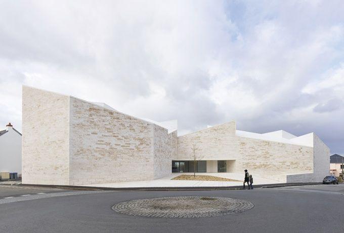 Centre culturel à Vertou - Fernandez & Serres architectes