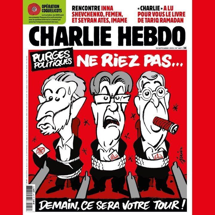 Rencontre avec la dessinatrice Coco, rescapée de Charlie Hebdo :