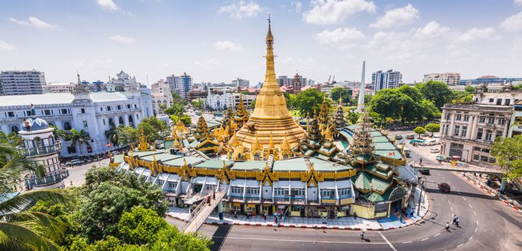 Next time you visit Yangon, Myanmar, stay in one of these high-end, super luxe hotels.