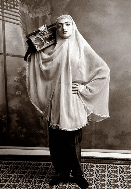 Iranian photographer Shadi Ghadirian