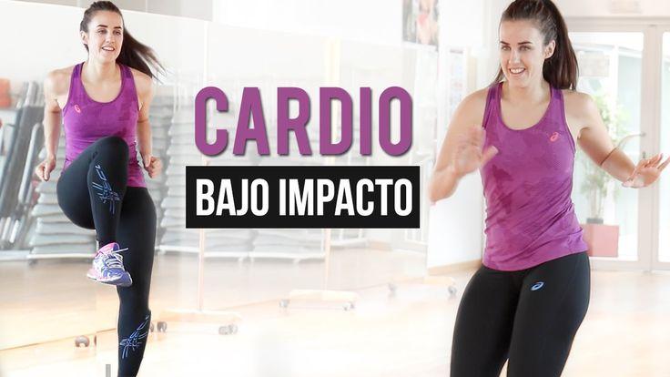Cardio bajo impacto para perder peso
