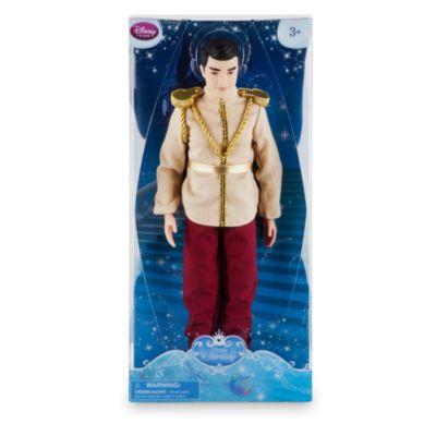 Bambola classica Principe Azzurro, Cenerentola