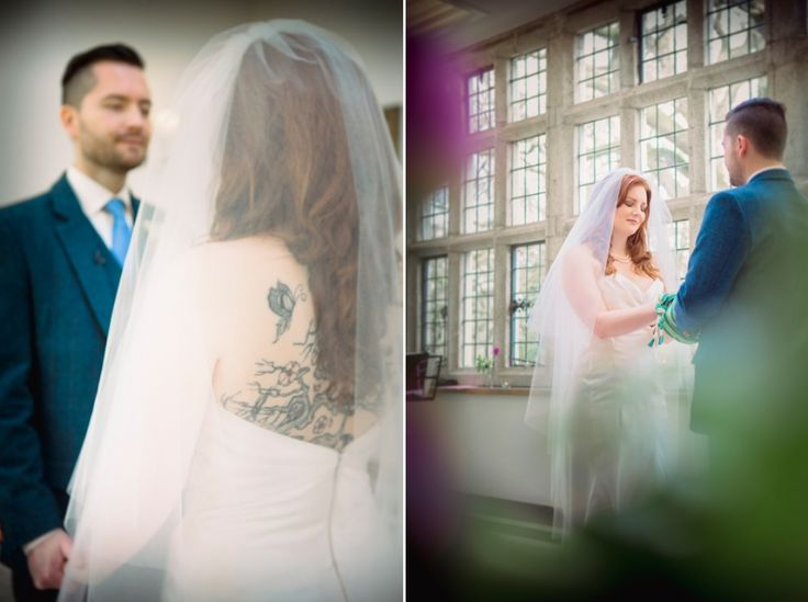 destination wedding in Ireland at wterford castle by In love photography