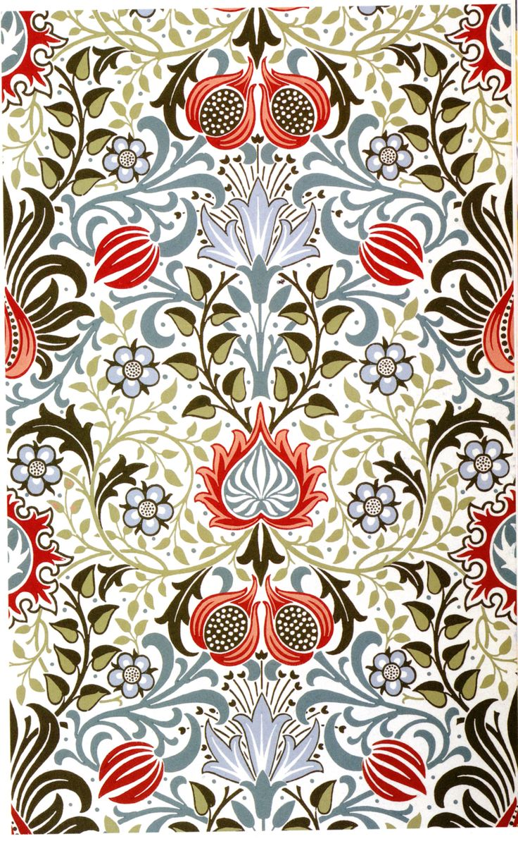 Best Patterns Fabrics Wallpaper Images On Pinterest - Arts and crafts fabric patterns