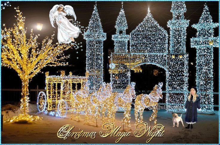 Christmas Magic Night