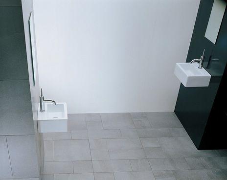 Artceram, #lavabo FUORI BOX  Design Urbinati  #washbasin #bagno #small #bathroom