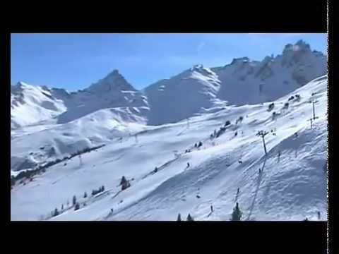 Courchevel 1850 France Ski Resort