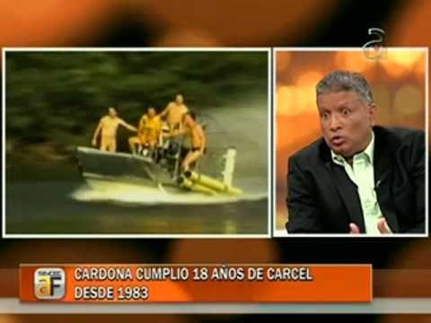 Francisco Cardona y sus experiencias en el narcotráfico - II Parte