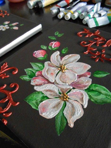 Petroschi Bianca - Pictura si deco aplicatii pe panza (45)