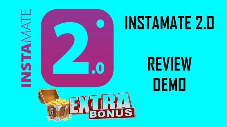 Instamate 2.0 Review | Instamate 2.0 Bonus https://review-and-bonus.net/instamate-2-review-bonus Instamate 2.0 Review - what is it? Instamate 2.0 is a cloud­...