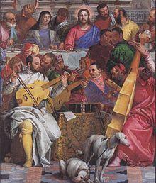 Paolo Veronese Svatba v Káně