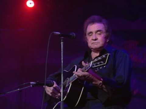 """Johnny Cash - The Beast In Me [From """"Live At Montreux 1994"""" DVD] {The beast in me is caged by frail and fragile bars. Restless by day and by night rants and rages at the stars...}"""