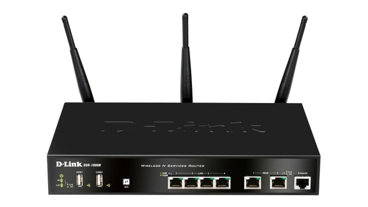Unified Wireless 11N Services Router #specialtech