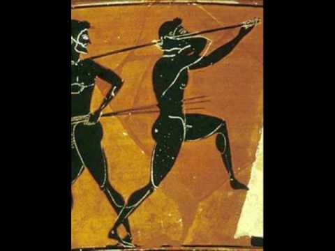 an introduction to the history of the olympic games in the greek culture The first olympic games in ancient greece only had one event, but as the   around 1829 bc prior to its introduction as a sport, pole vaulting was used as a  way  the hammer throw is another invention of celtic culture, first appearing in  the.