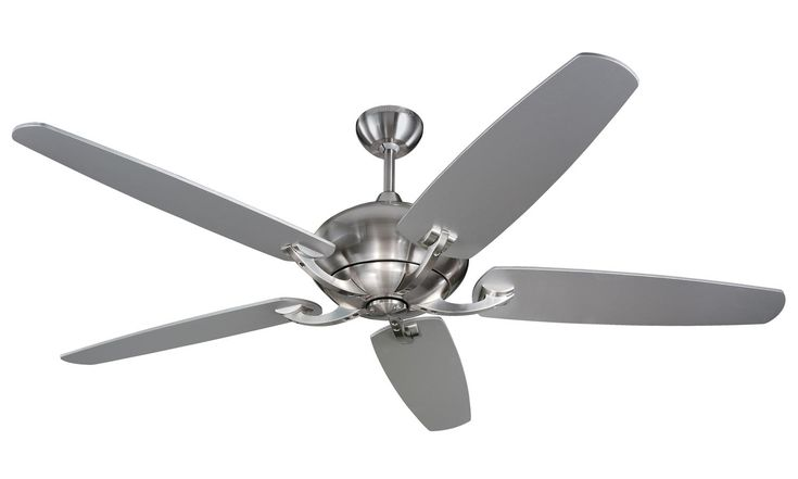Large Ceiling Fan Without Light