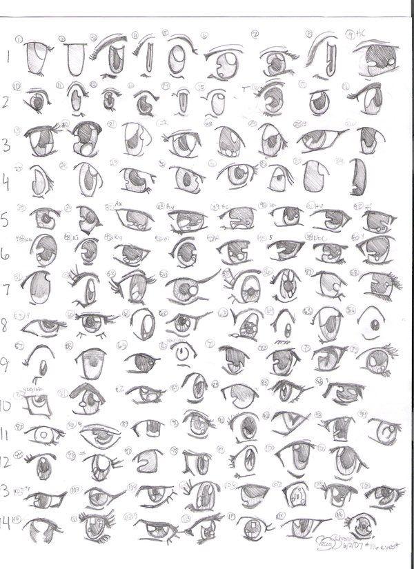 Dibujos A Lapiz Ojos, Dibujos A Lapiz Anime, Dibujos Japones, Dibujos Manga, Dibujos Jj, Como Dibujar Chibi, Como Dibujar Manga, Dibujos A Lapiz Faciles,