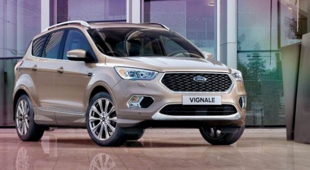 2021 Ford Escape Redesign Ford Kuga Ford Escape Ford Suv