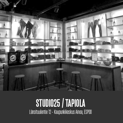 #Studio25Finland #Tapiola