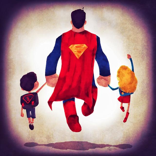 Super dad ✈️Superdad!