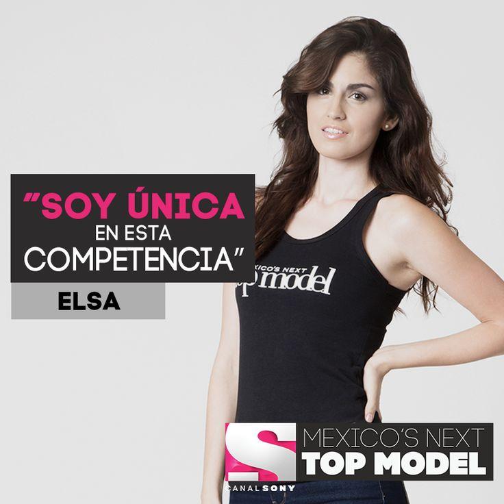 Mexico's Next Top Model 5 - Elsa