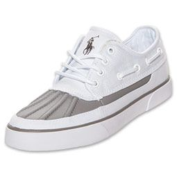 Slip on the Men's Polo Ralph Lauren Parkstone Low Casual Shoes for that great laid-back look and feel when you head out for the night.