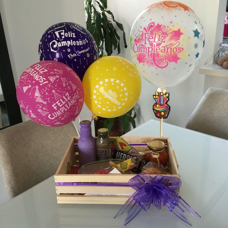 Desayuno sorpresa de cumpleaños www.facebook.com/lorelunch