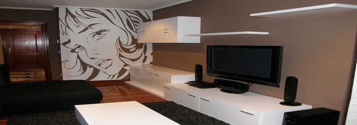 1000 ideas sobre casa prefabricada en pinterest casas - Decoracion interiores pintura ...