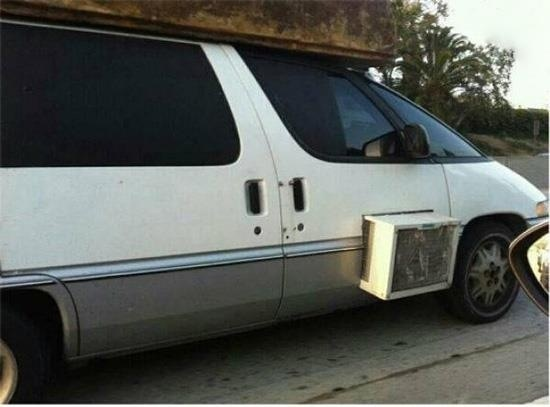 air conditioning level: classy.