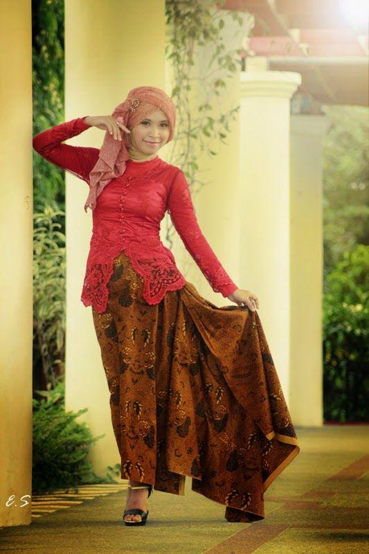 Hijab Modern Kebaya Kartini