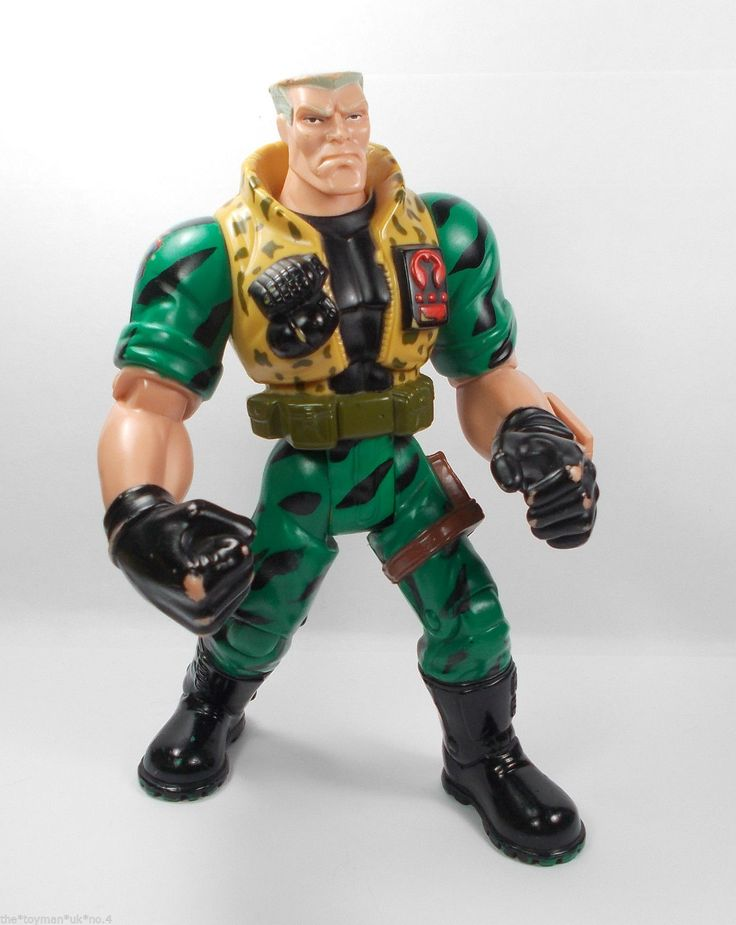 "Small Soldiers - Chip Hazard - Action Toy Figure - Hasbro 1998 - 6"" Tall 