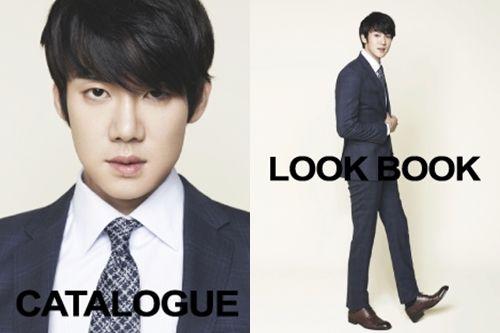 Yoo Yeon Seok for Trugen